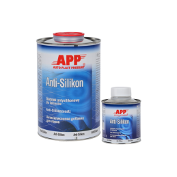 Additif anti silicone