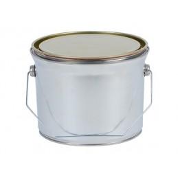 Pot en fer avec couvercle 2.5L