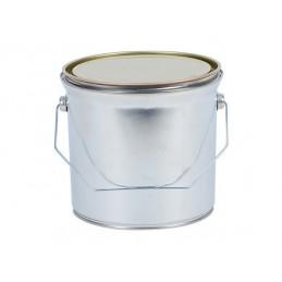 Pot en fer avec couvercle 3L