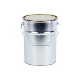 Pot en fer avec couvercle 5L