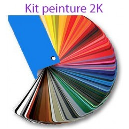 Peinture 2K brillant direct...