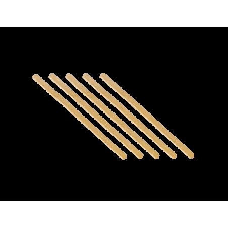 10 Bâtons en bois touillettes pour mélange