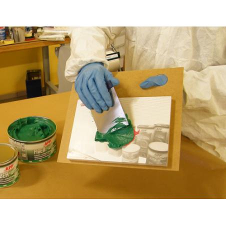 Mastic fibre de verre  1200 ml / 1,6kg + durcisseur